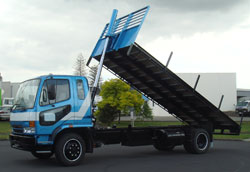 Flat decks and tippers from Boss Motorbodies